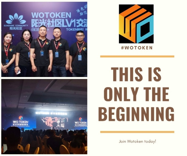 Wotoken only the beginning
