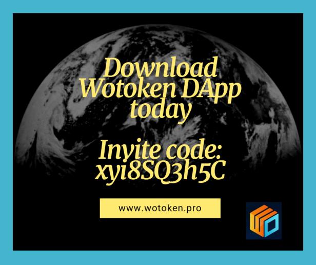 Wotoken download app how it works