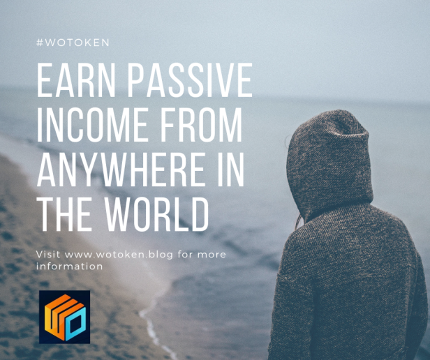 Wotoken Passive Income