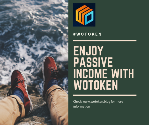 Wotoken Passive Income