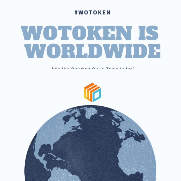 wotoken is worldwide